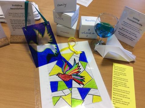 Exploring faith the multi sensory way