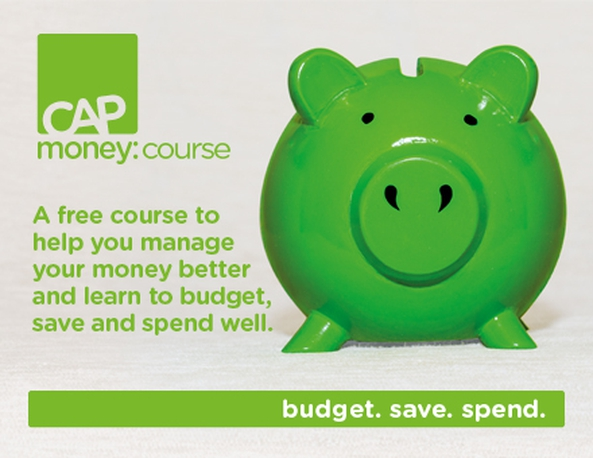 CAP Money Course at Uttoxeter Heath Community Centre